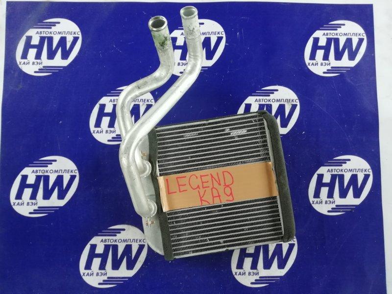 Радиатор печки Honda Legend KA9 C35A 2000 (б/у)