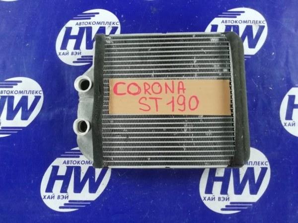 Радиатор печки Toyota Corona ST190 4S 1995 (б/у)