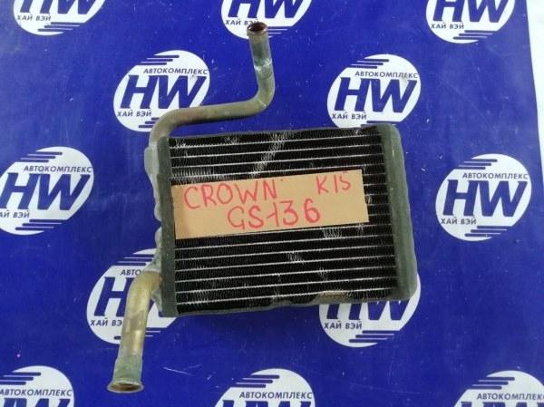 Радиатор печки Toyota Crown GS136 1G (б/у)