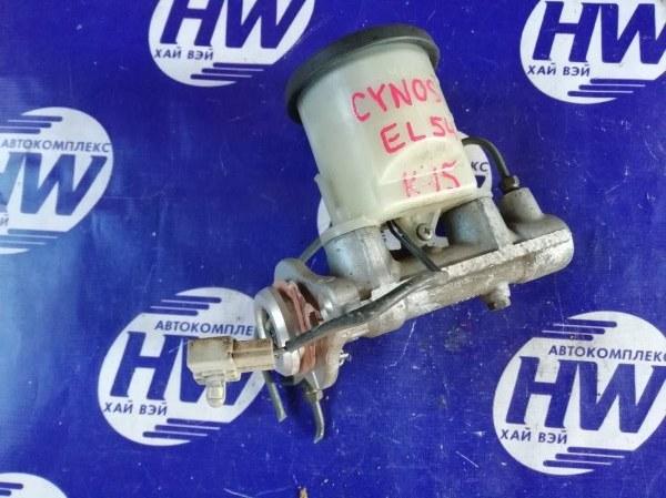 Главный тормозной цилиндр Toyota Cynos EL54 5E (б/у)