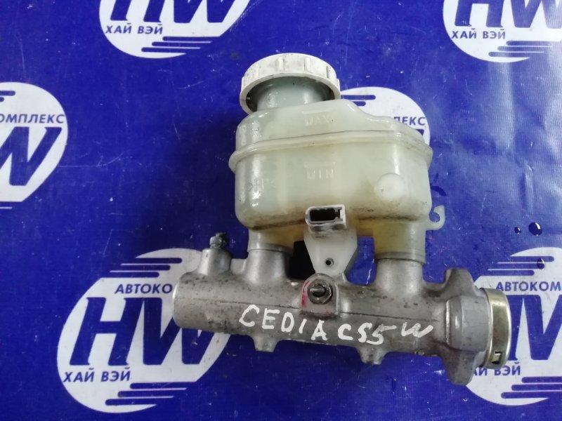 Главный тормозной цилиндр Mitsubishi Lancer Cedia CS5W 4G93 (б/у)