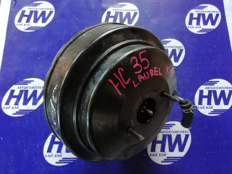 Вакумник тормозной Nissan Laurel HC35 RB20DE 2001 (б/у)