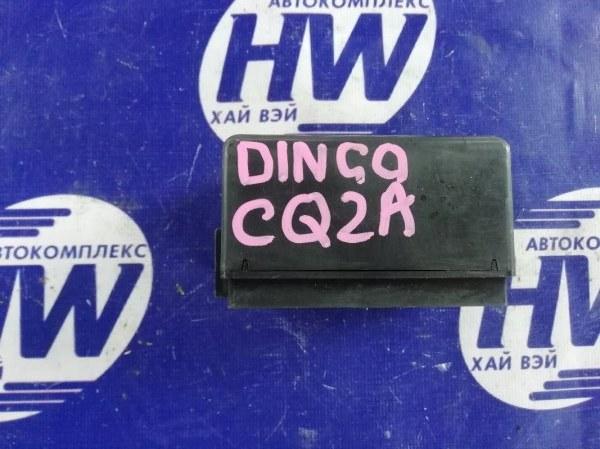 Электронный блок Mitsubishi Dingo CQ2A 4G15 (б/у)