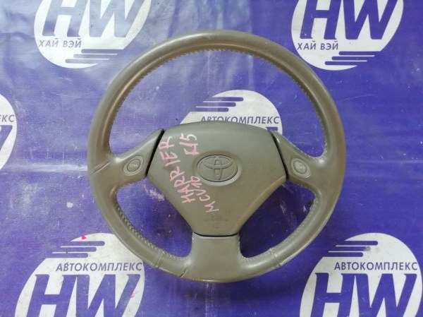 Руль Toyota Harrier MCU10 1MZ (б/у)