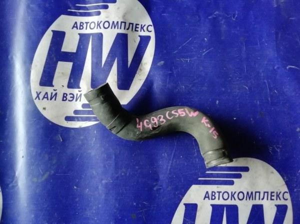 Патрубок радиатора Mitsubishi Lancer Cedia CS5W 4G93 (б/у)