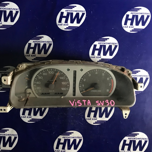 Панель приборов Toyota Vista SV30 1993 (б/у)