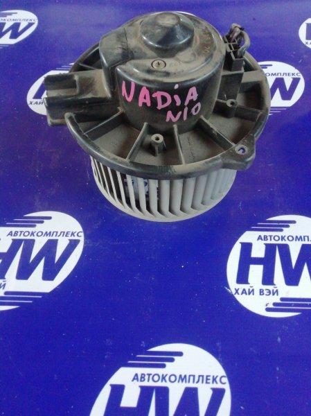 Мотор печки Toyota Nadia SXN10 3S (б/у)