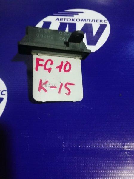 Реостат Nissan Bluebird Sylphy FG10 QG15 2000 (б/у)