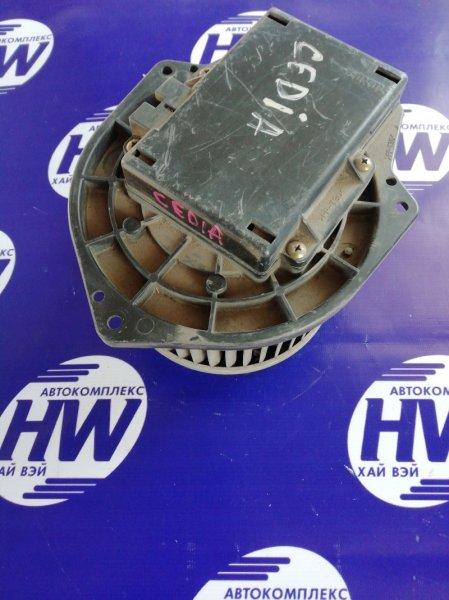 Мотор печки Mitsubishi Lancer Cedia CS5W (б/у)