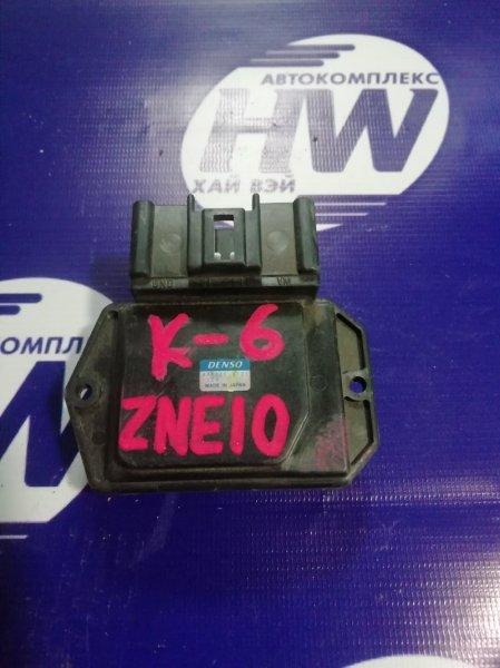 Реостат Toyota Wish ZNE10 1ZZ 2003 (б/у)