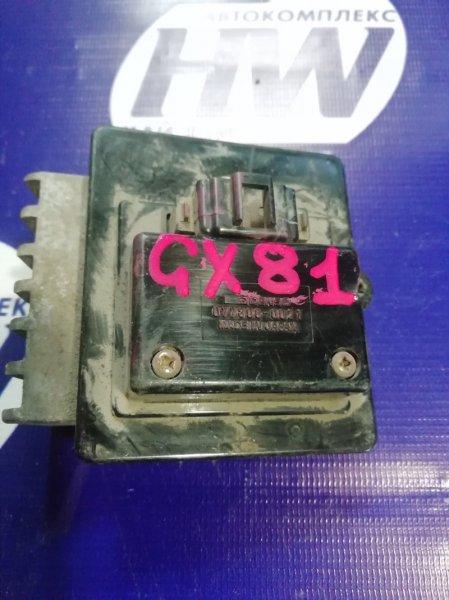 Реостат Toyota Chaser GX81 1G (б/у)
