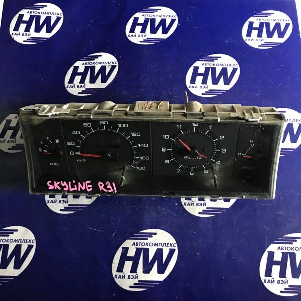 Панель приборов Nissan Skyline R31 CA18 (б/у)