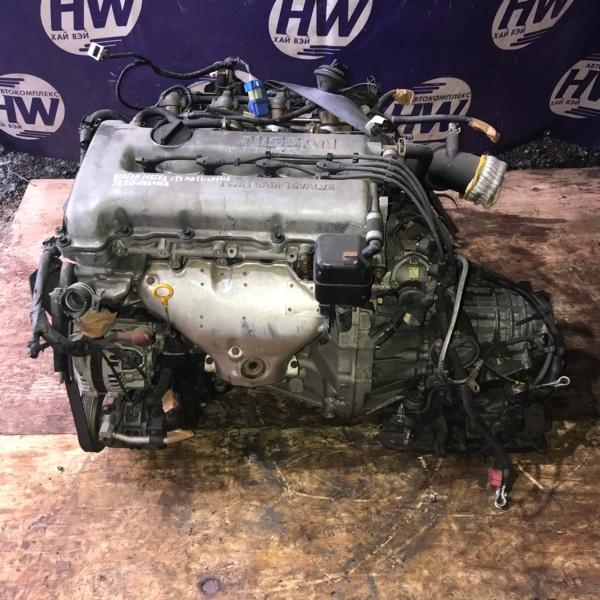 Двигатель Nissan Presea HR11 SR20 (б/у)
