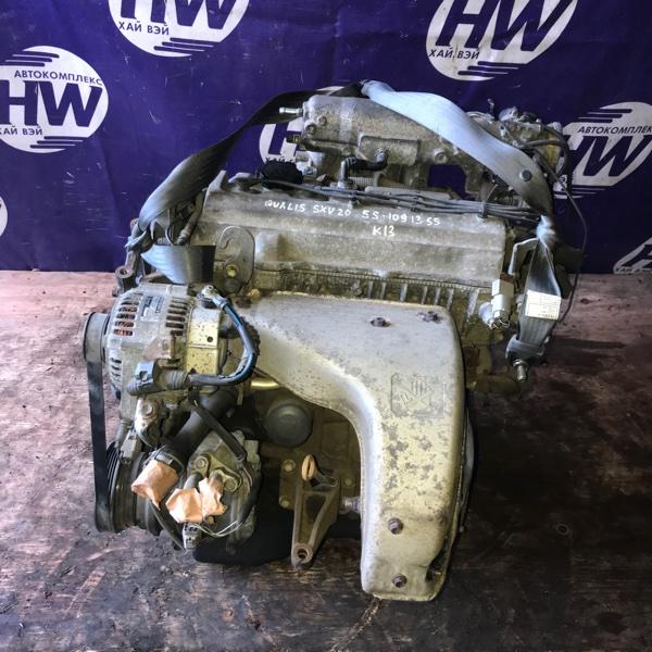 Двигатель Toyota Mark Ii Qualis SXV20 5S (б/у)