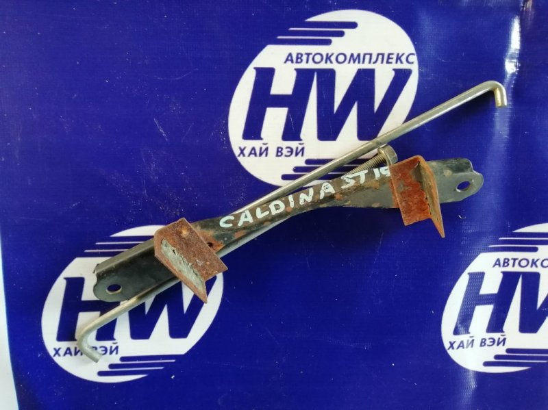 Крепление аккумулятора Toyota Caldina ST191 3S (б/у)