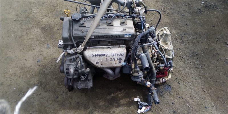 Двигатель Toyota Carina AT211 7A (б/у)