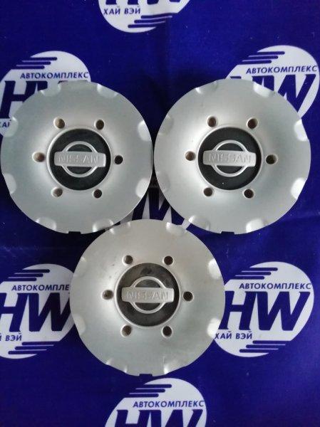 Колпак на диск Nissan (б/у)