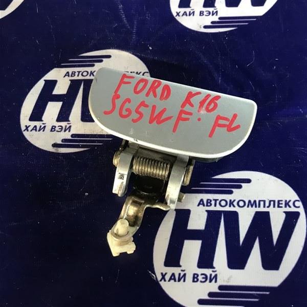 Ручка двери внешняя Mazda Bongo Friendee SG5W J5 передняя левая (б/у)