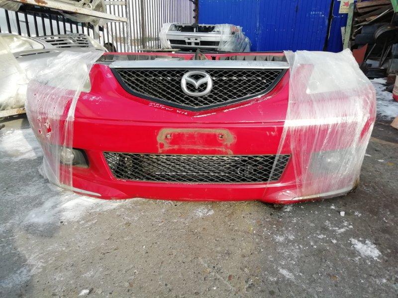 Ноускат Mazda Mpv LWFW AJ (б/у)