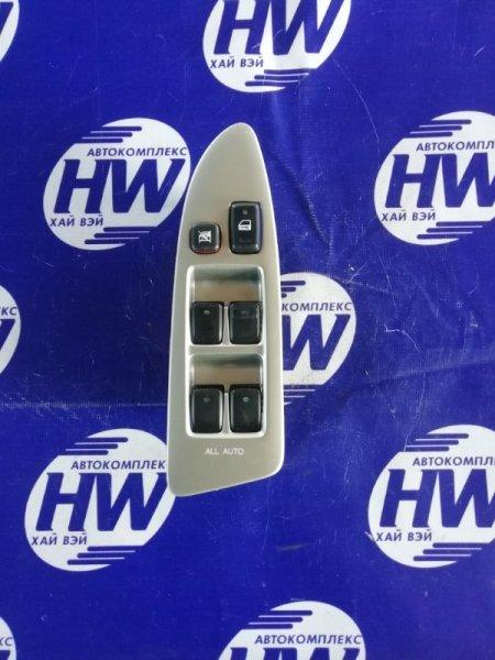 Блок упр. стеклоподъемниками Toyota Voxy AZR60 1AZ передний правый (б/у)