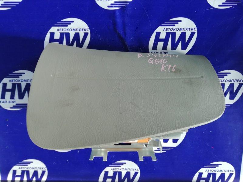 Airbag Nissan Bluebird Sylphy QG10 QG18 2004 левый (б/у)