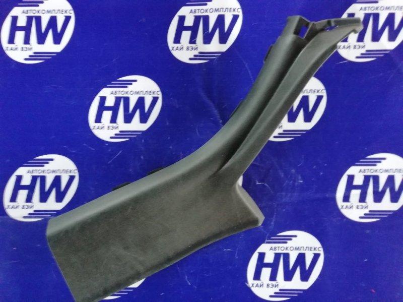 Порожек Honda Fit GE6 L13A задний правый (б/у)