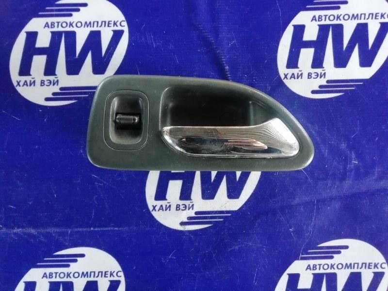 Ручка двери внутренняя Honda Accord CE1 F22B задняя правая (б/у)
