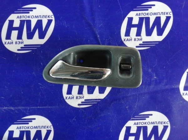 Ручка двери внутренняя Honda Accord CE1 F22B передняя левая (б/у)