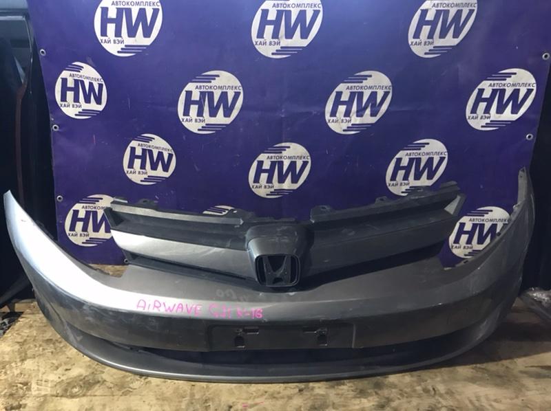 Бампер Honda Airwave GJ1 L15A передний (б/у)