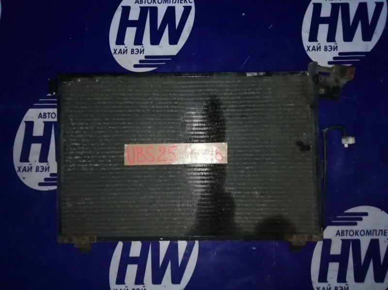 Радиатор кондиционера Isuzu Bighorn UBS25 6VD1 (б/у)