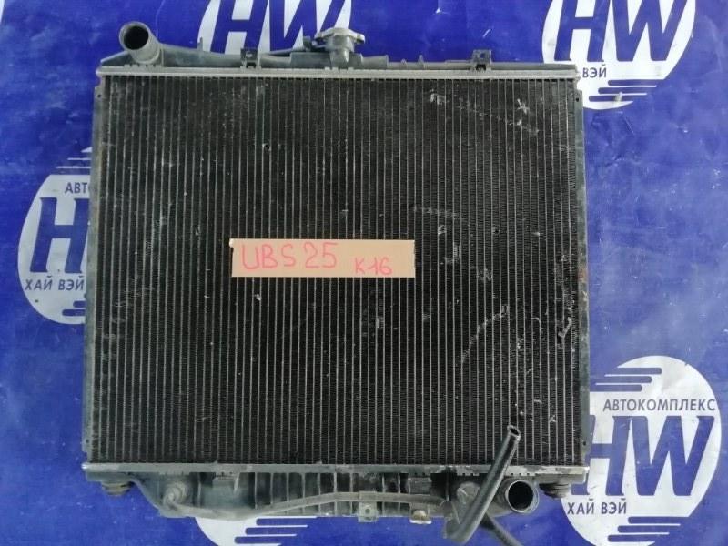 Радиатор Isuzu Bighorn UBS25 6VD1 1993 (б/у)