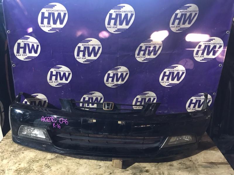 Бампер Honda Accord CF6 F23A передний (б/у)