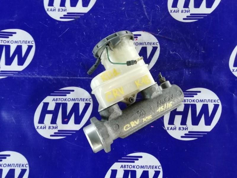Главный тормозной цилиндр Honda Cr-V RD1 B20B 1997 (б/у)