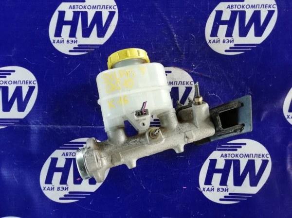 Главный тормозной цилиндр Nissan Bluebird Sylphy QG10 QG18 2004 (б/у)