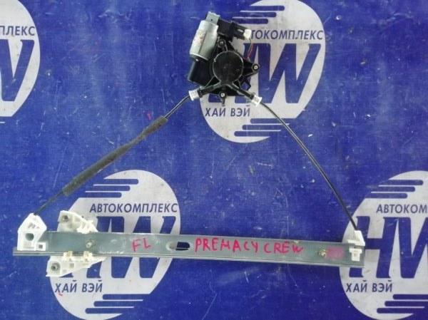 Стеклоподъемник Mazda Premacy CREW LF передний левый (б/у)