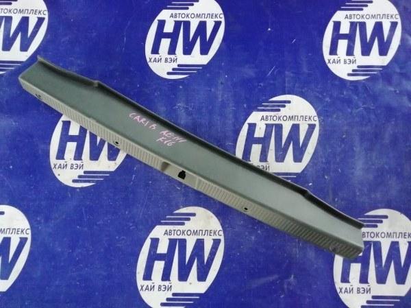Накладка замка багажника Toyota Sprinter Carib AE111 4A 1997 (б/у)