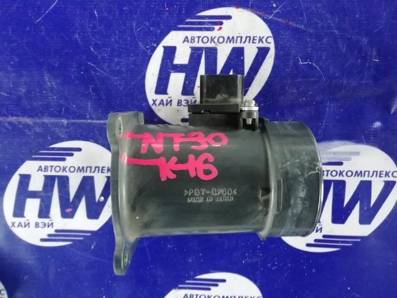 Датчик расхода воздуха Nissan X-Trail NT30 QR20 2004 (б/у)