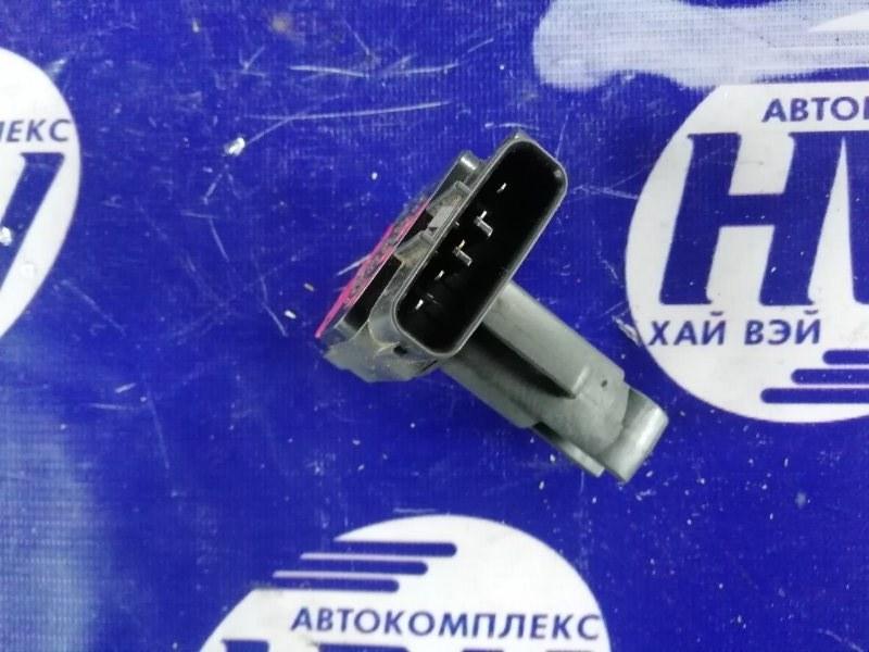 Датчик расхода воздуха Mazda Premacy CREW LF (б/у)