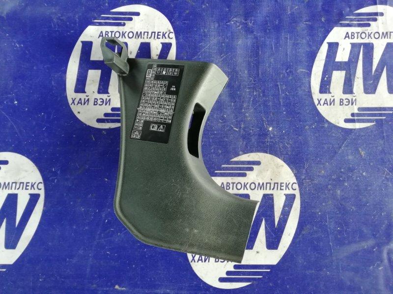 Порожек пластиковый Honda Fit GE6 L13A передний правый (б/у)