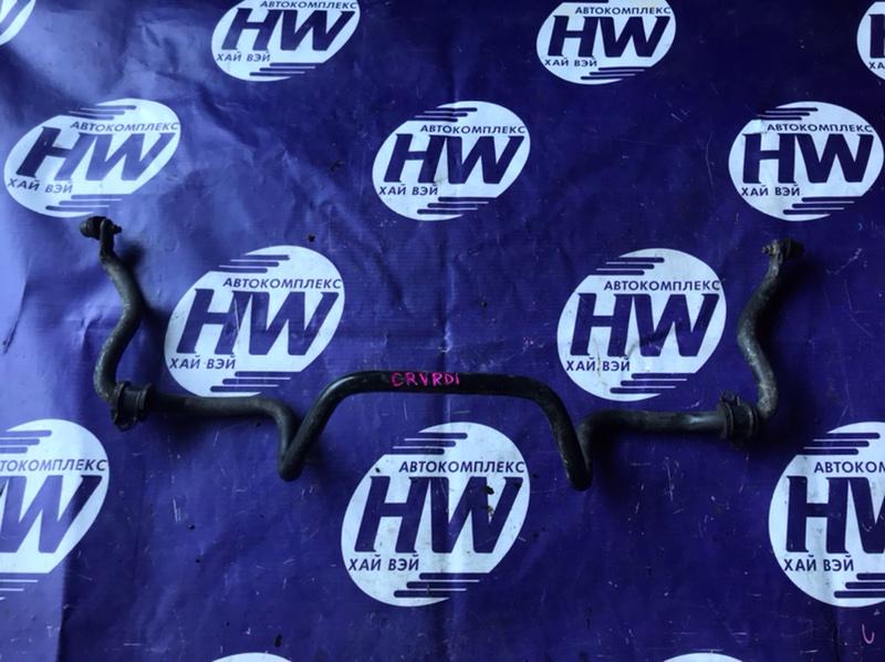 Стабилизатор Honda Cr-V RD1 B20B 1997 передний (б/у)