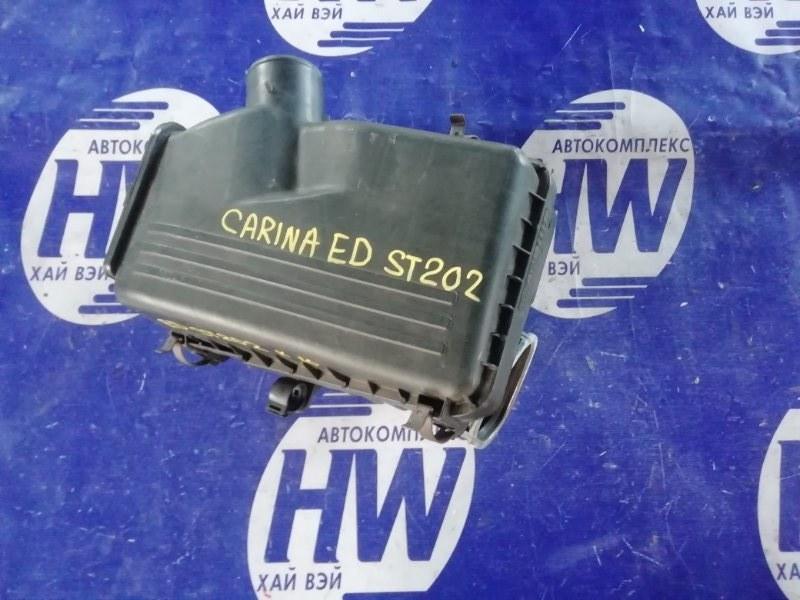 Корпус воздушного фильтра Toyota Carina Ed ST202 3S (б/у)