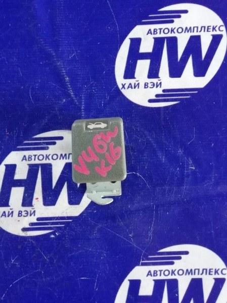 Ручка открытия капота Mitsubishi Pajero V46W 4M40 1996 (б/у)