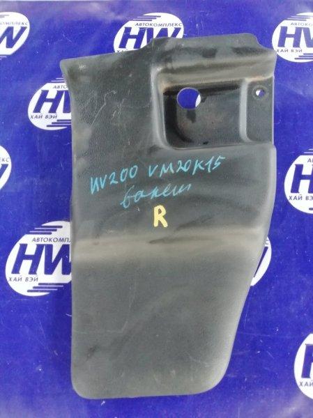 Накладка на стойку кузова Nissan Nv200 VM20 HR16 правая (б/у)