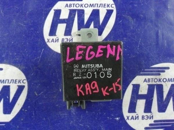 Электронный блок Honda Legend KA9 C35A 2000 (б/у)