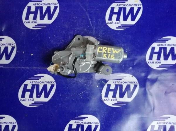 Моторчик заднего дворника Mazda Premacy CREW LF (б/у)