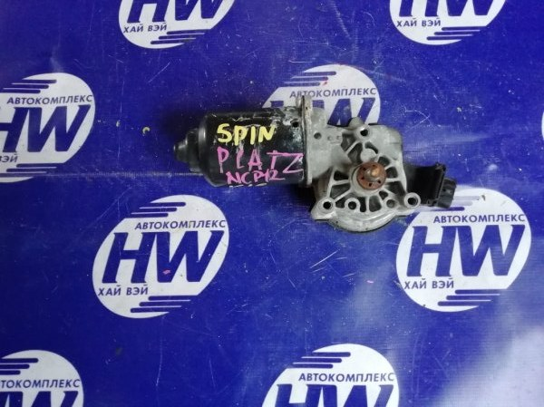 Мотор дворников Toyota Platz NCP12 1NZ 2000 (б/у)
