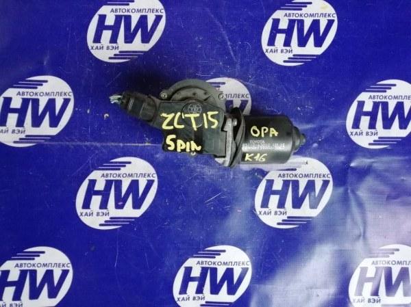 Мотор дворников Toyota Opa ZCT15 1ZZ (б/у)