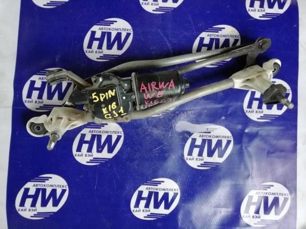 Трапеция дворников Honda Airwave GJ1 L15A (б/у)