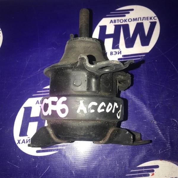 Подушка двс Honda Accord CF6 F23A (б/у)