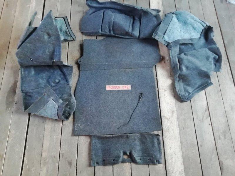 Обшивка багажника Honda Legend KA9 C35A 2000 (б/у)